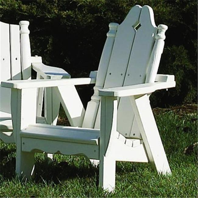 Uwharrie Chair N161 Kids Chair - White