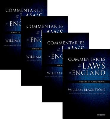 The Oxford Edition of Blackstone's (Paperback)