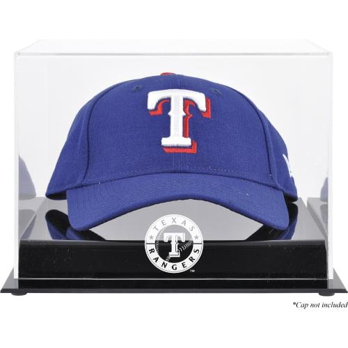 Texas Rangers Fanatics Authentic Acrylic Cap Logo Display Case - No Size