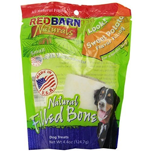 Redbarn Sweet Potato Filled Bone, Small
