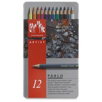 Caran d'Ache Pablo Colored Pencils and Sets
