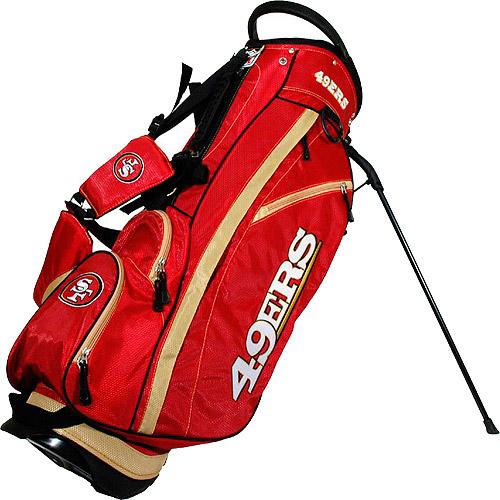 Team Golf NFL San Francisco 49Ers Fairway Golf Stand Bag