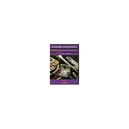 KJOS Standard Of Excellence Enhanced Ipas Teachers Edition