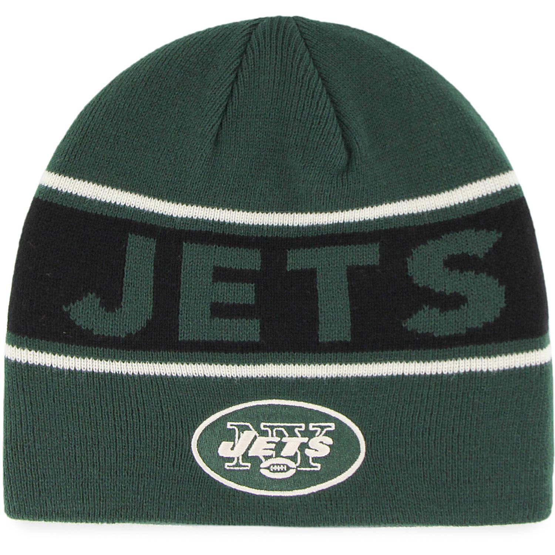 NFL New York Jets Bonneville Knit Beanie by Fan Favorite