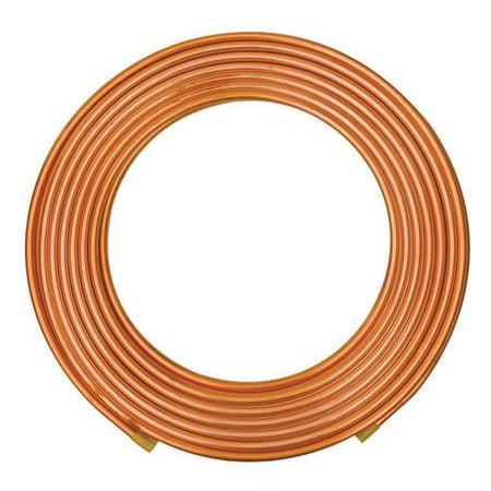 100 Ft  Acr Copper Tubing  Mueller Industries  D03100