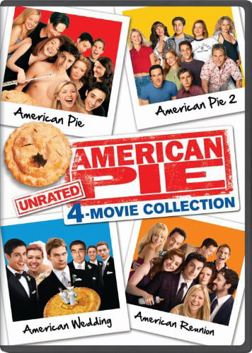 American Pie 4-Movie Collection (Unrated)