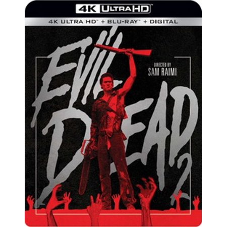 Evil Dead 2 (4K Ultra HD)](Evil Circus Ringmaster)