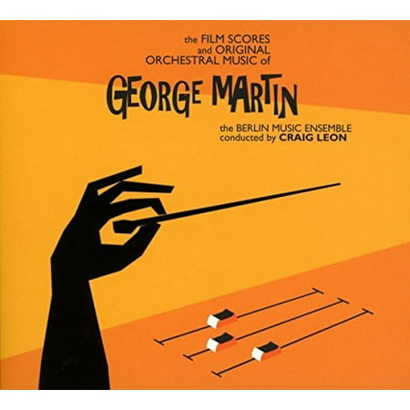 Film Scores & Original Orchestral Music Of George (Vinyl) ()