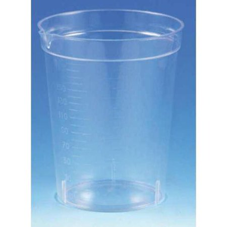 Globe Scientific Collection Cup, 6.5 oz., 500 Pack, 5921 (Globe Scientific Dispenser Tip)