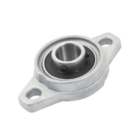 Axle Mounted Ball Self Align Pillow Block Bearing 12mm FL001