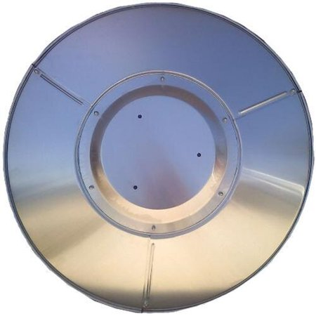 Hiland Reflector Shield for Patio Heaters ()