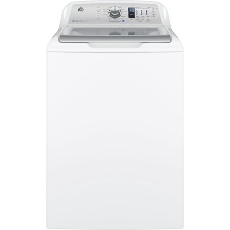 G.E. GTW685BSLWS 4.5 Cu. Ft. White Top Load Washer