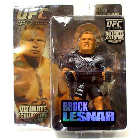 UFC Ultimate Collector Series 4 Brock Lesnar Action Figure [Limited Edition] (Ufc Action Figure Series)