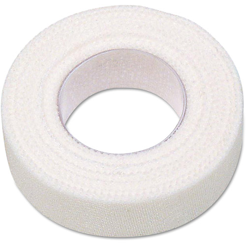 """PhysiciansCare .5"""" First Aid Adhesive Tape, 6 count"""