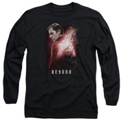 Star Trek Beyond Scotty Poster Mens Long Sleeve Shirt