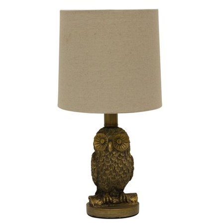 Better Homes and Gardens Owl Table Lamp