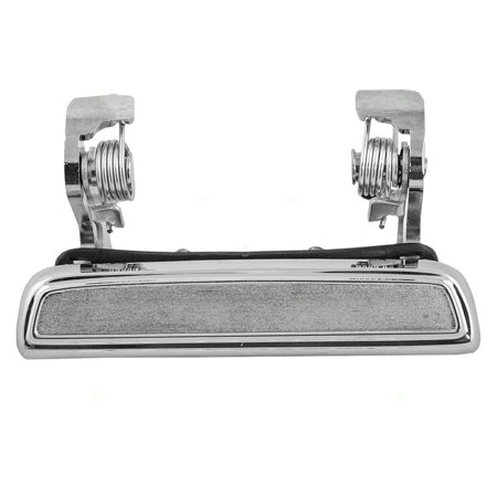 Drivers Outside Exterior Front Rear Chrome Door Handle Replacement for 73-86 Ford Various Models D8BZ6522405A