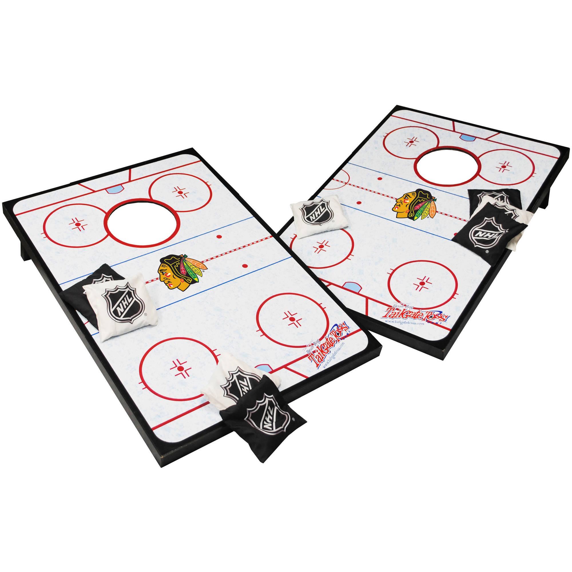 Wild Sports NHL Chicago Blackhawks 2x3 Field Tailgate Toss