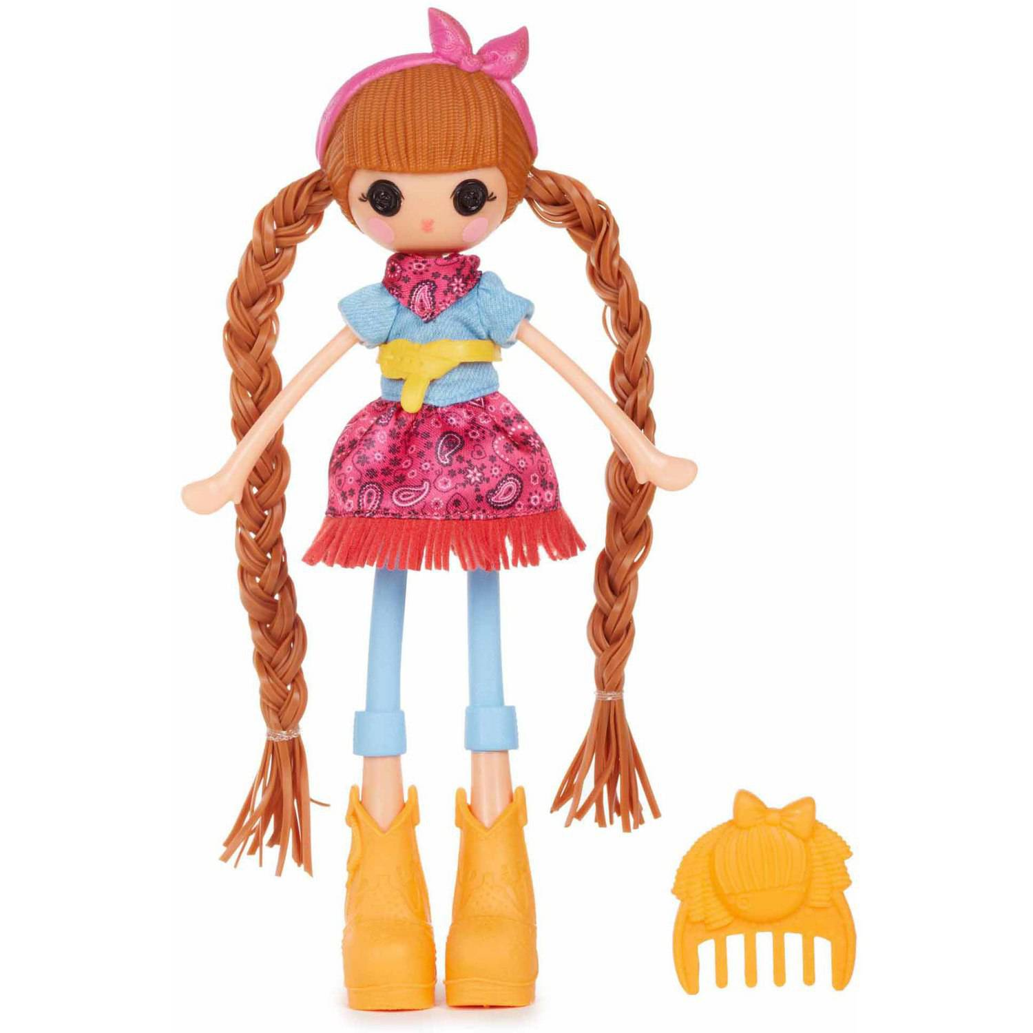 Lalaloopsy Girls Prairie Dusty Trails Basic Doll