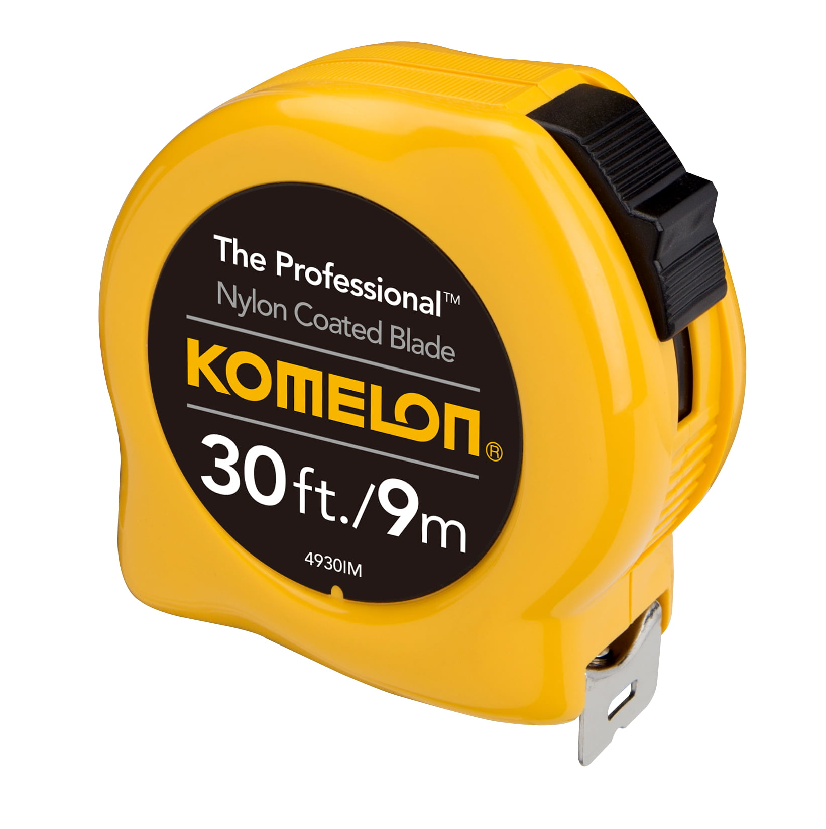 Komelon 4930IM 30-foot Yellow Professional (Inch Metric) Tape Measure by Komelon