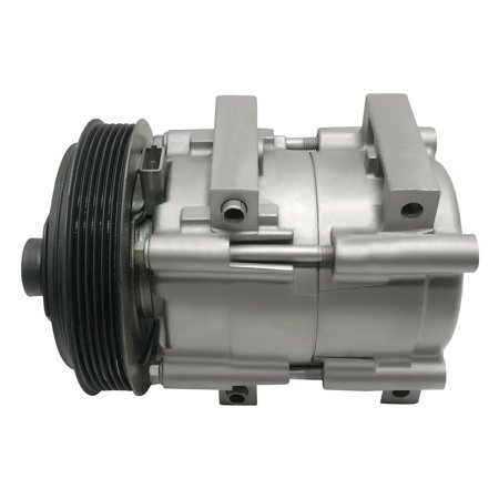 RYC Remanufactured AC Compressor and A/C Clutch EG162 Fits Ford Focus 2.0L 2000 2001 2002 (Ford Focus 2001 Dashboard Warning Lights Info)