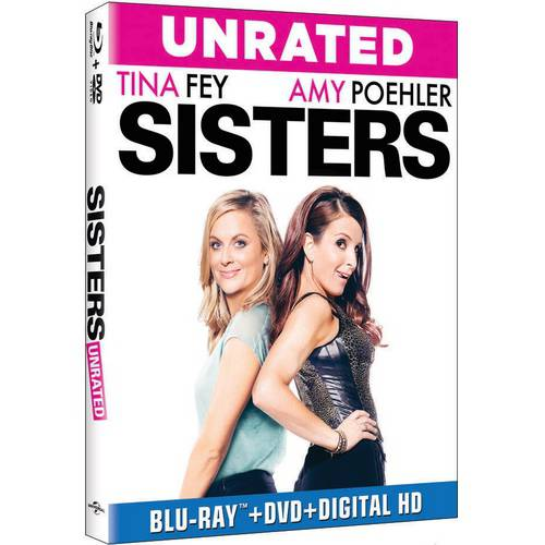 Sisters (Blu-ray + DVD + Digital HD) (With INSTAWATCH)