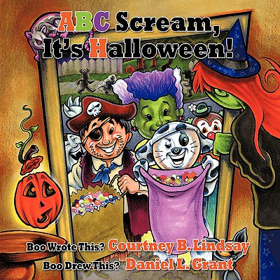 ABC Scream, It's Halloween!