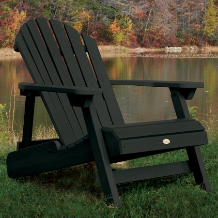 Highwood Hamilton Folding Reclining Adirondack Chair