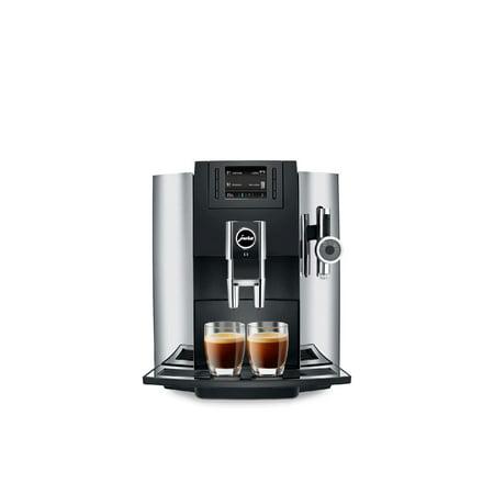 Jura Impressa E8 Automatic Espresso Machine - (2019 (Jura Impressa Xs90 One Touch Automatic Espresso Machine)