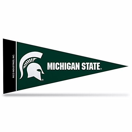Michigan State Spartans 8 Piece Mini Pennant Set