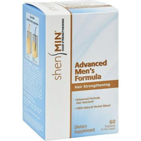 Nutrients 60 Tablets (Shen Min Hair Nutrient Advanced Men's Formula - 60 Tablets )