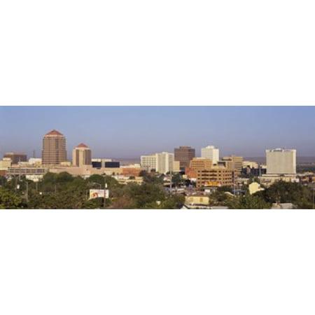 Buildings in a city Albuquerque New Mexico USA Canvas Art - Panoramic Images (18 x 6)](Party City Albuquerque New Mexico)