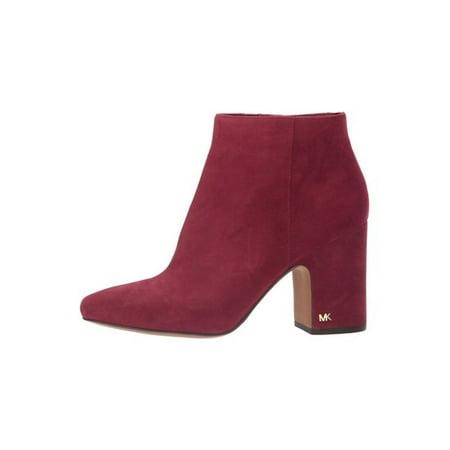3a127d964f Michael Kors Womens Elaine Leather Almond Toe Ankle Fashion