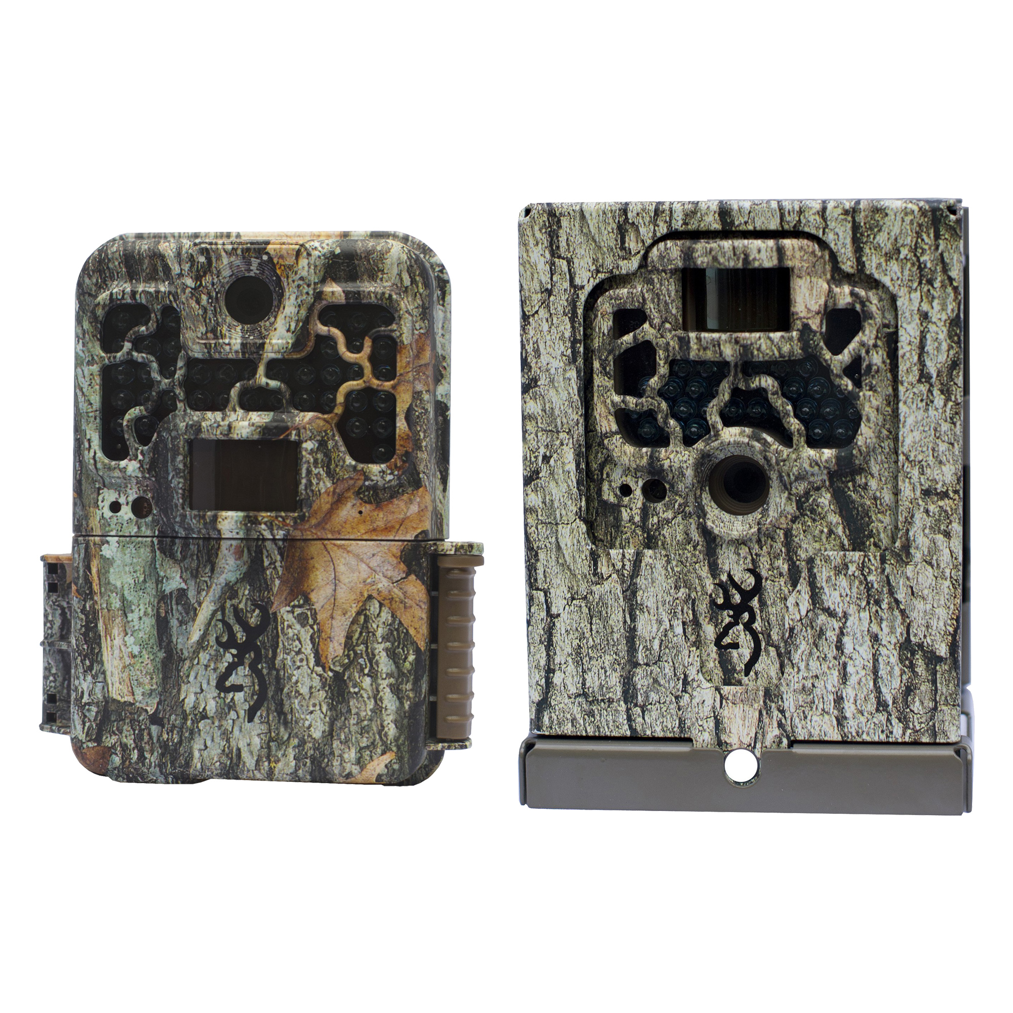 Browning Trail Cameras Recon Force FHD Platinum 10MP Game Camera + Security Box by Browning Trail Cameras