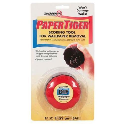 Zinsser Papertiger Wallpaper Scoring Tool Walmart Com Walmart Com