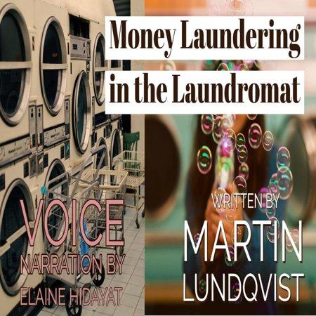 Money Laundering in the Laundromat - Audiobook