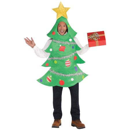 Oh Christmas Tree Adult Costume (Cute Christmas Costumes)