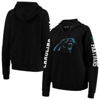 7acfe24c48f7c Product Image Carolina Panthers New Era Women s Touchdown Fleece Pullover  Hoodie - Black