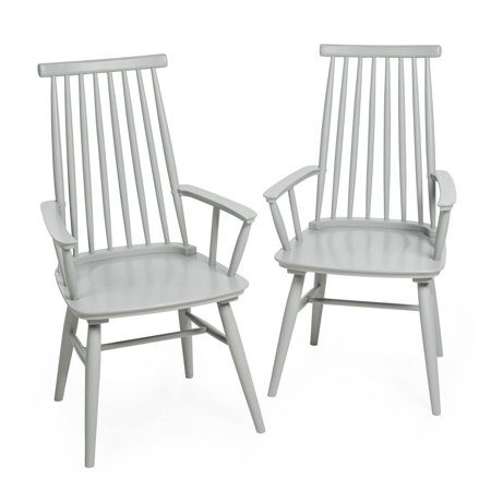 Belham Living Warren Windsor Dining Chair With Arms Set Of 2