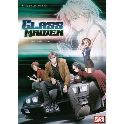 Glass Maiden: Complete Collection (Widescreen)