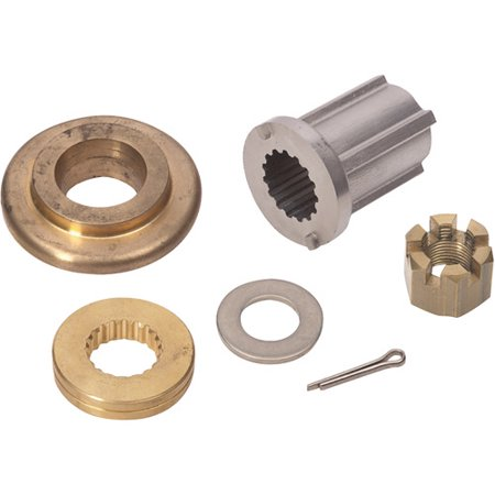 Quicksilver Flo-Torq II Hub Kit for Johnson & Suzuki 140 HP 4-Stroke Outboards