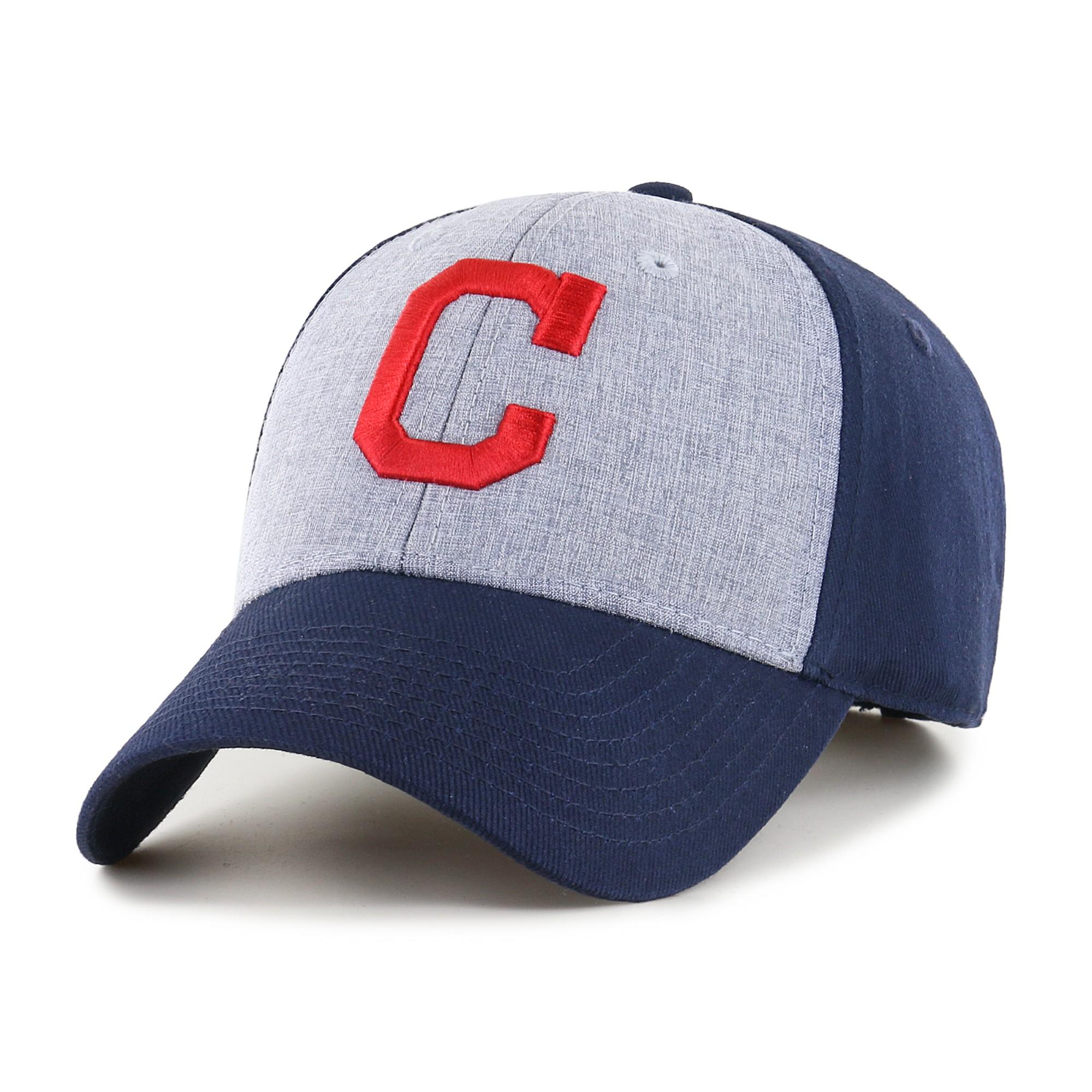 Fan Favorite MLB Essential Adjustable Hat, Cleveland Indians