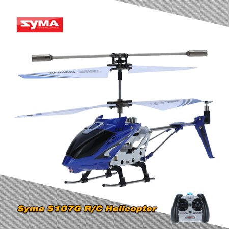 Syma S107G R/C Helicopter S107G Blue (Blue Thunder Rc Helicopter)