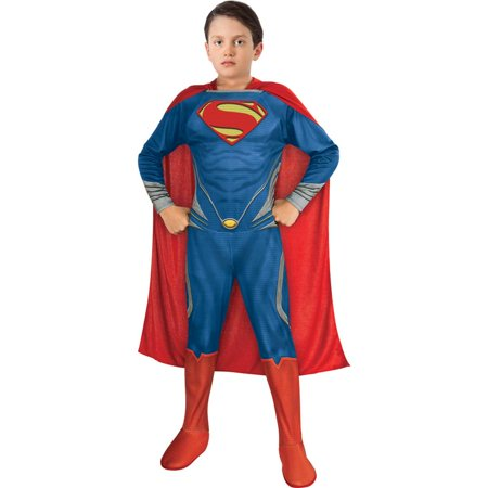 Boys Superman Halloween Costume