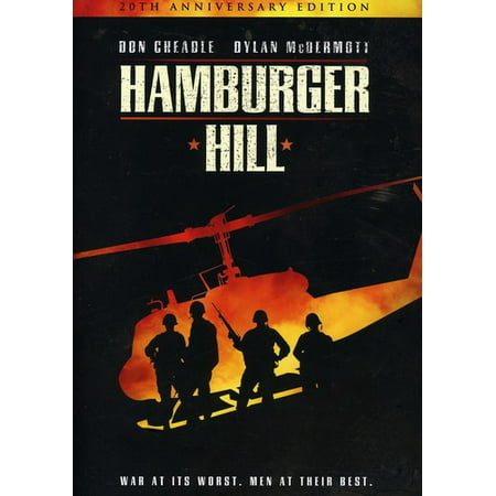 Hamburger Hill  20Th Anniversary   Ws   Sensormatic   Checkpoint