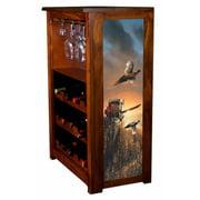 """Evening Surprise"" Wine Cabinet"