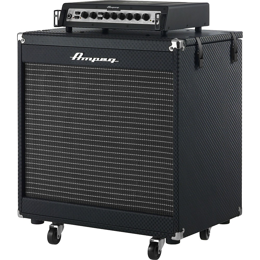 Ampeg PF-500 Portaflex and PF-210HE Stack by Ampeg