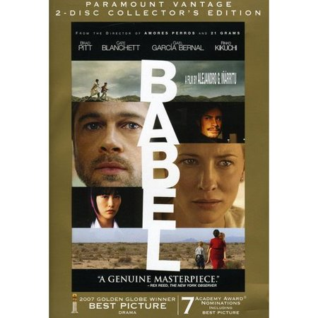 Babel (2-Disc) (Widescreen, Special Collector's -