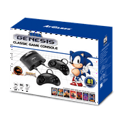 Best Handheld Game Consoles - Sega Genesis Classic Game Console 2017 Version Review