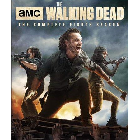 The Walking Dead: The Complete Eighth Season (DVD) - Queen Of The Dead